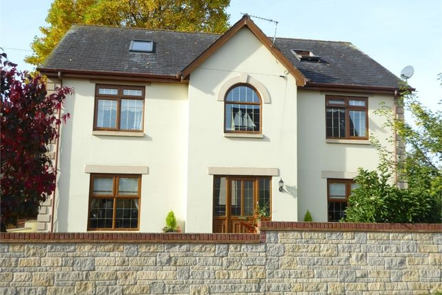 6 bed detached house for sale in Green Lane Farm, Ash Tree Road, Caerwent