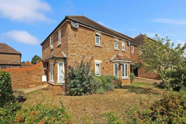 Thumbnail Terraced house for sale in Send Marsh Road, Send, Woking