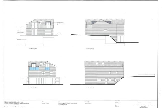 Thumbnail Detached house for sale in Martins Lane, Little Downham, Ely
