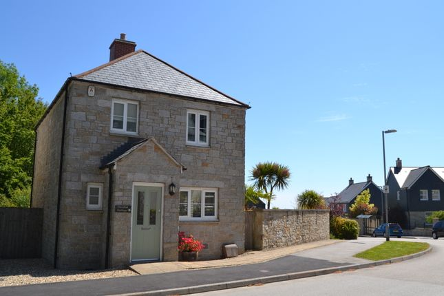 Detached house for sale in Bay View Road, Duporth