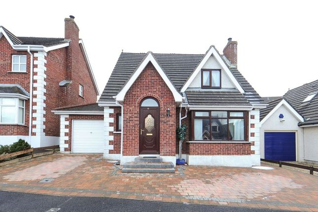 Thumbnail Detached house for sale in Castlehill, Comber, Newtownards
