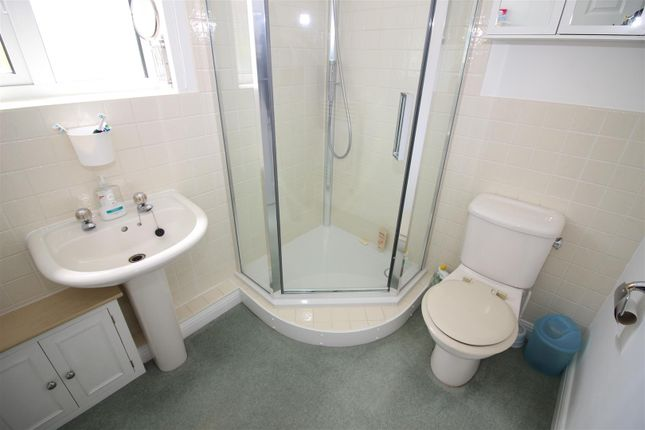 Ensuite of Kingsdale Grove, Chellaston, Derby DE73