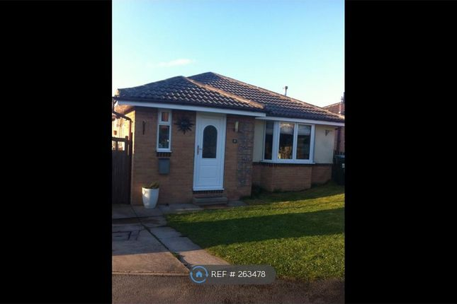 Thumbnail Bungalow to rent in Cravenwood Close, Barnsley