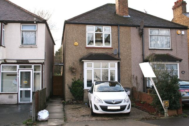 Thumbnail Semi-detached house for sale in Botwell Lane, Hayes