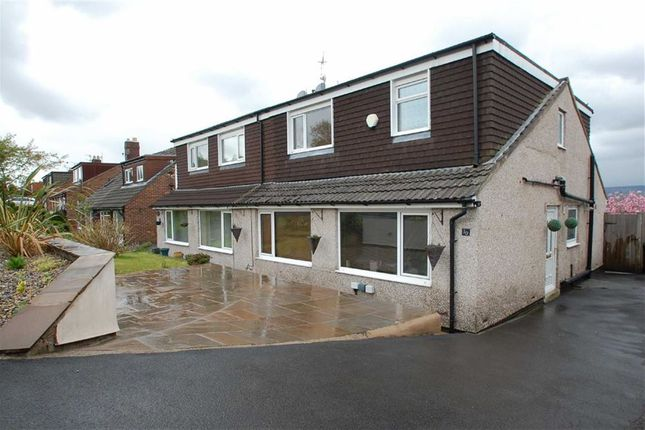 Thumbnail Semi-detached bungalow to rent in Pasturelands Drive, Billington, Clitheroe
