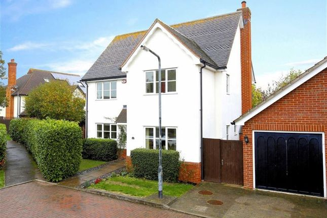Thumbnail Detached house for sale in Mill Grove, High Ongar, Essex