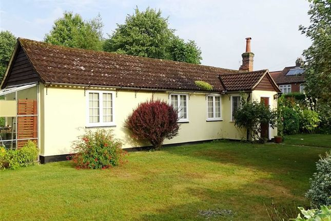 Thumbnail Detached bungalow for sale in 1 Cherry Row, Lexden, Colchester, Essex