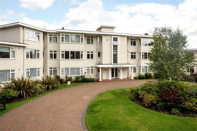 Thumbnail Flat for sale in Lake Road, Wimbledon