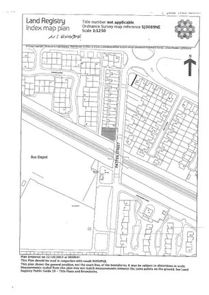 Land for sale in Land Plot, Patten Street, Birkenhead