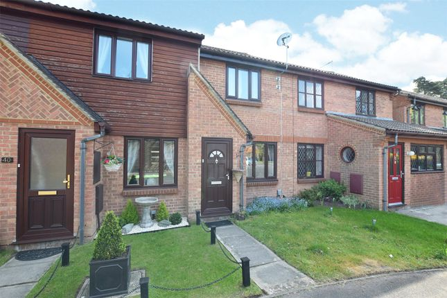 Thumbnail Terraced house to rent in Charterhouse Close, Forest Park, Bracknell, Berkshire
