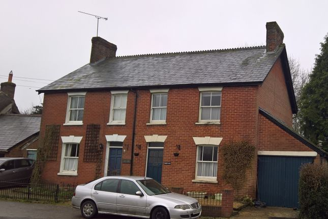 Thumbnail Semi-detached house to rent in Salisbury Road, Breamore, Fordingbridge