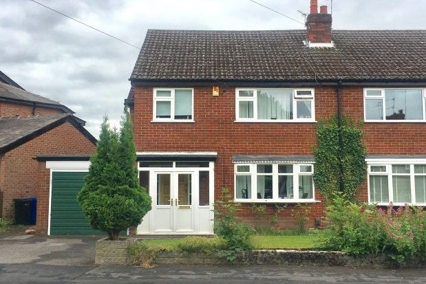 Thumbnail Property to rent in Kitts Moss Lane, Bramhall, Stockport