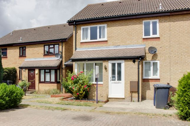 1 bed detached house to rent in Lindisfarne Close, Eynesbury, St. Neots PE19