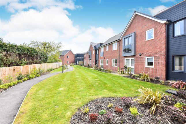 2 bed flat for sale in Burey Court, Barnacre Road, Longridge, Preston PR3