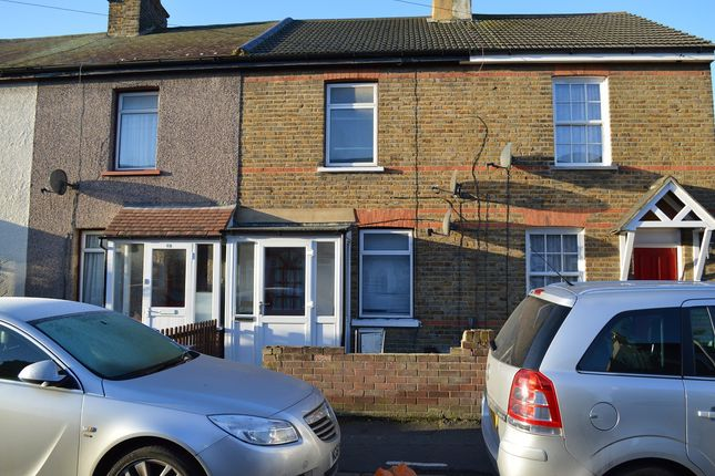 Thumbnail Terraced house to rent in Melville Road, Rainham, Essex