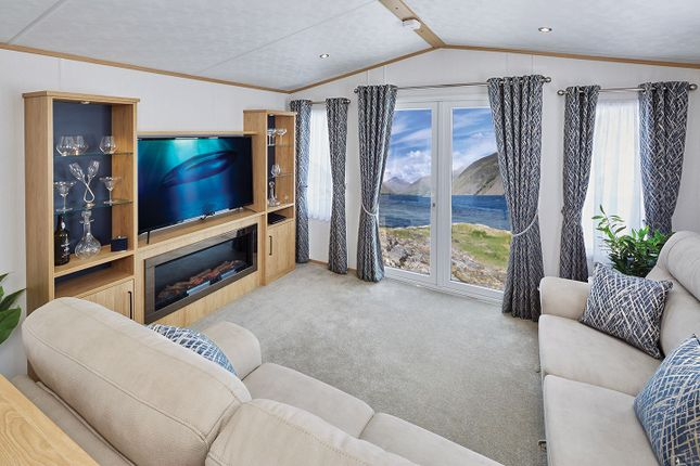 Thumbnail Mobile/park home for sale in Loch Lomond, Argyll And Bute Council