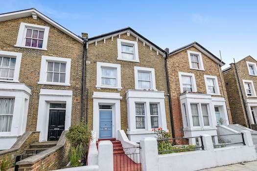 Thumbnail Terraced house for sale in St Stephens Avenue, Shepherds Bush