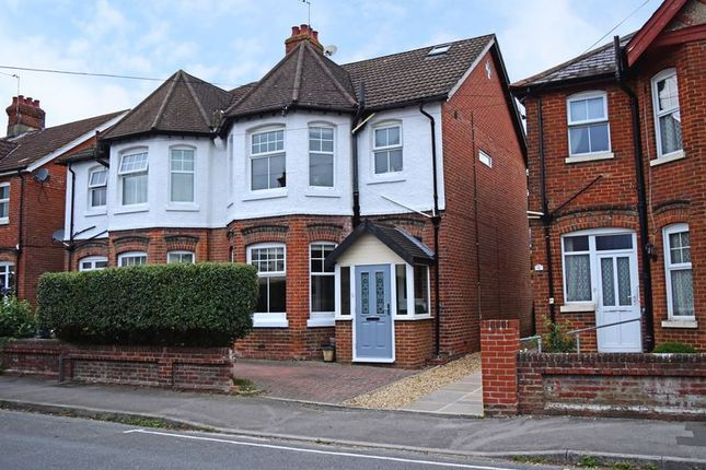 Thumbnail Semi-detached house for sale in Colebrook Avenue, Shirley, Southampton