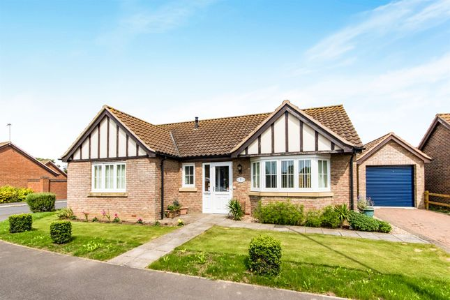 Thumbnail Detached bungalow for sale in Wagoners Walk, Skegness