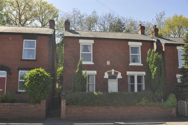 Thumbnail Detached house for sale in Mottram Old Road, Hyde