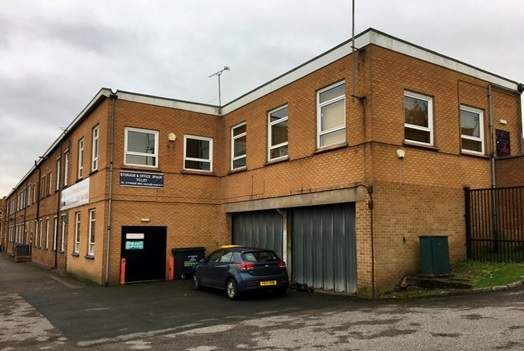 Thumbnail Commercial property for sale in Mancor House, Bolsover Street, Hucknall