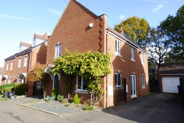 Thumbnail Detached house for sale in Kingfisher Grove, Three Mile Cross, Reading