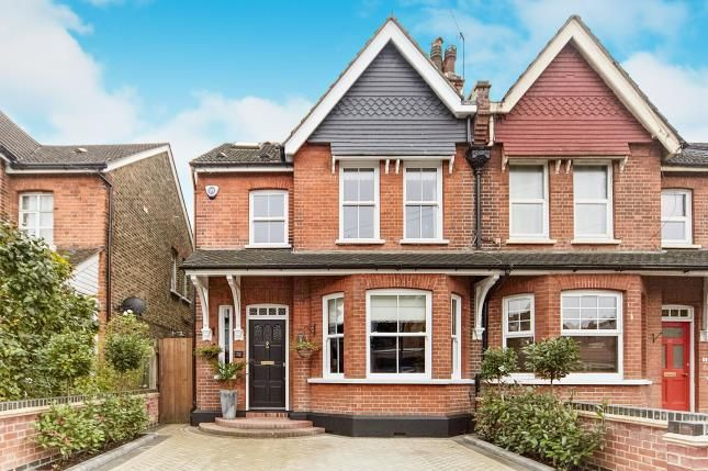 5 bed semi-detached house for sale in Purley Park Road, Purley, Surrey, .