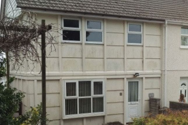 Thumbnail Property to rent in Cheviot Road, Newquay
