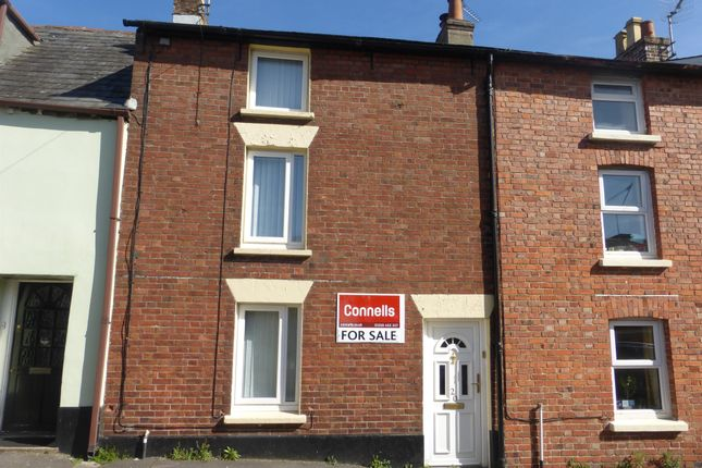 Thumbnail Terraced house for sale in Orchard Street, Blandford Forum