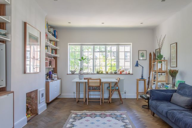 Thumbnail Flat to rent in Parliament Hill, London