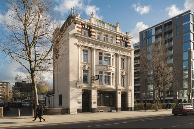 Thumbnail Office for sale in 176 Blackfriars Road, London