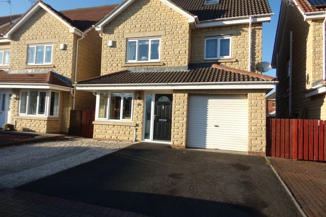 Thumbnail Detached house for sale in Highfield, Blyth