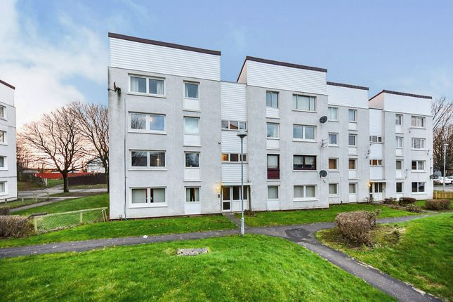 Thumbnail Flat for sale in Tiree Court, Dreghorn, Irvine