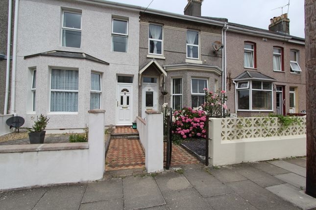 Thumbnail Terraced house for sale in Buller Road, Torpoint