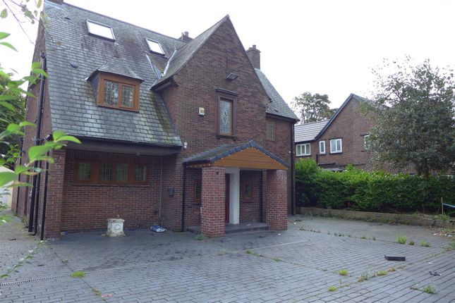 Thumbnail Detached house for sale in Manchester Road, Hopwood, Heywood