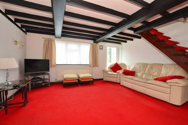 Thumbnail Cottage for sale in The Street, Sholden, Deal, Kent
