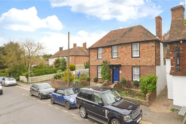 Thumbnail Detached house for sale in The Street, Willesborough, Ashford, Kent