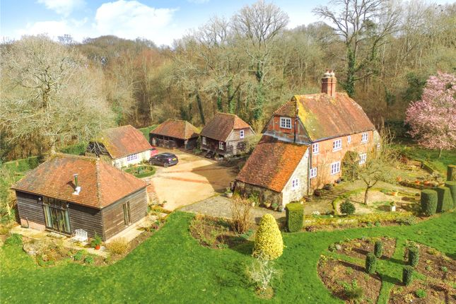 Thumbnail Detached house for sale in Blackhouse Lane, Fox Hill, Petworth, West Sussex