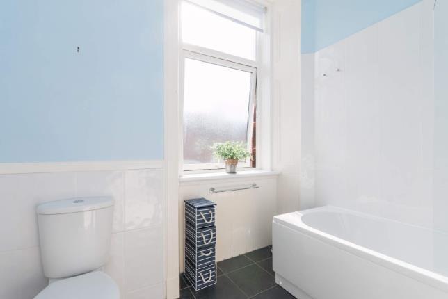 Bathroom of Fullarton Street, Kilmarnock, East Ayrshire KA1
