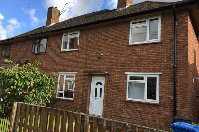 Thumbnail Semi-detached house to rent in Savery Close, Norwich