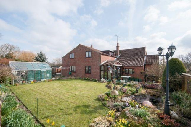 Thumbnail Detached house for sale in Low Street, Weasenham, King's Lynn