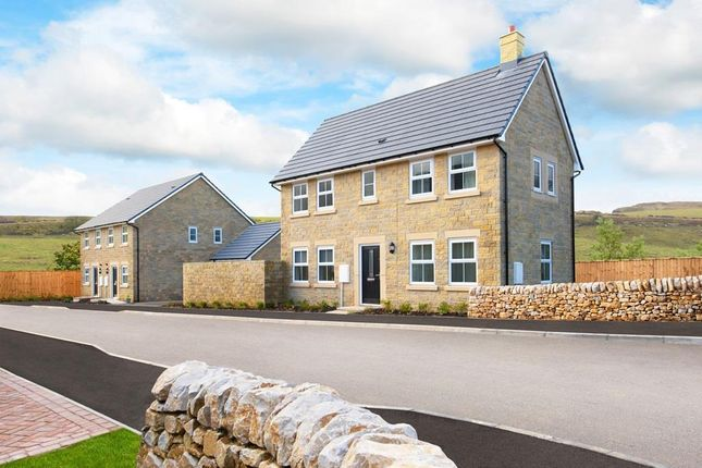 "3 bedroom detached house for sale in ""Ennerdale"" at Burlow Road, Harpur Hill, Buxton"