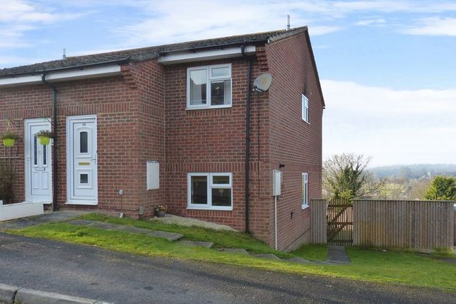 3 bed semi-detached house for sale in Mill Green Road, Amesbury, Salisbury