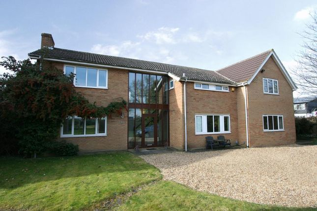 Thumbnail Detached house to rent in Huntingdon Road, Cambridge