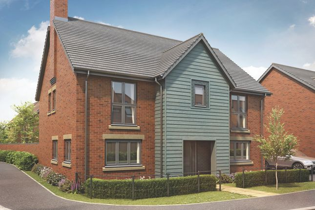 """Thumbnail Property for sale in """"The Highmore"""" at Smisby Road, Ashby De La Zouch, Leicestershire"""
