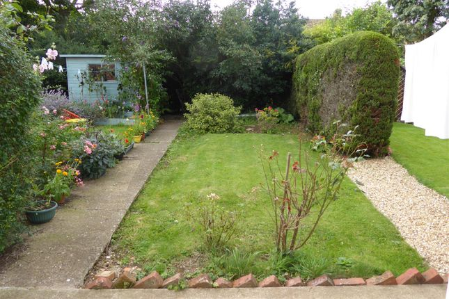 Garden of Kings Road, Oakham LE15