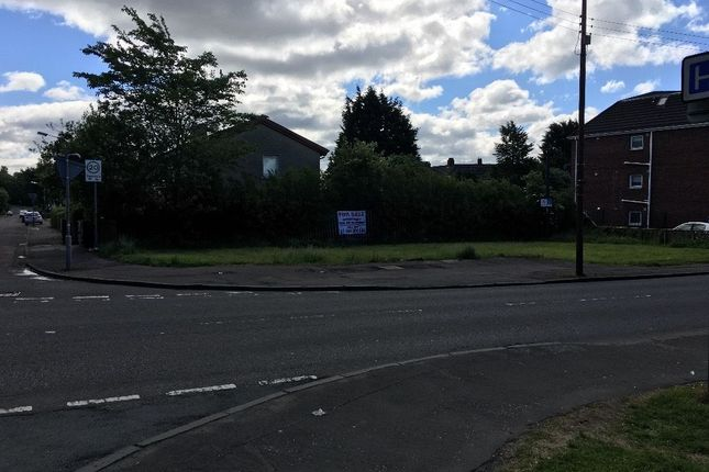 Land for sale in Springboig Road, Glasgow