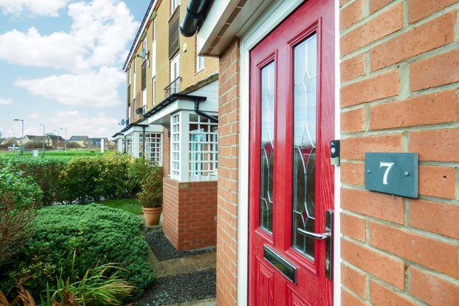 3 bed town house for sale in Harrington Way, Ashington NE63