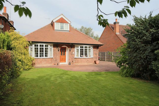 Thumbnail Detached house for sale in Ashby Road, Moira, Swadlincote