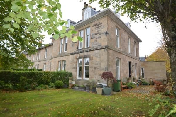 Thumbnail Town house for sale in Beechmount Road, Lenzie, Glasgow